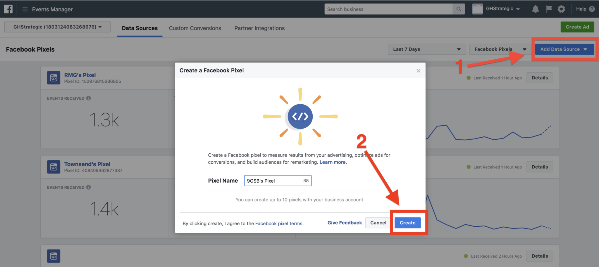 how to add facebook pixel to wix website